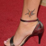 Megan Fox Tattoos 1 150x150 - 100's of Megan Fox Tattoo Design Ideas Picture Gallery