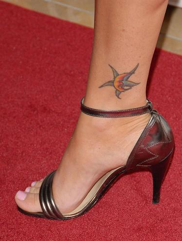 Megan Fox Tattoos 1 - 100's of Megan Fox Tattoo Design Ideas Picture Gallery