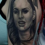 Megan Fox Tattoos 5 150x150 - 100's of Megan Fox Tattoo Design Ideas Picture Gallery