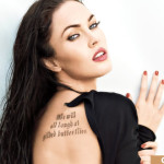 Megan Fox Tattoos (6)
