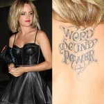 Mena Suvari Tattoos 1 150x150 - 100's of Mena Suvari Tattoo Design Ideas Picture Gallery