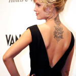 Mena Suvari Tattoos 14 150x150 - 100's of Mena Suvari Tattoo Design Ideas Picture Gallery