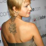 Mena Suvari Tattoos 9 150x150 - 100's of Mena Suvari Tattoo Design Ideas Picture Gallery