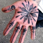 Palm Tattoos