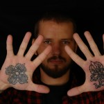 Palm Tattoos 15 150x150 - 100's of Palm Tattoo Design Ideas Picture Gallery