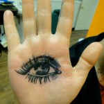 Palm Tattoos 8 150x150 - 100's of Palm Tattoo Design Ideas Picture Gallery