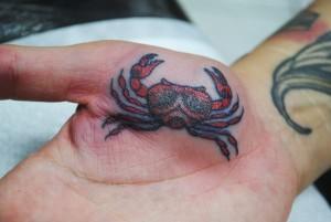 Palm Tattoos (9)