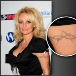 Pamela Anderson Tattoos 11 150x150 - 100's of Pamela Anderson Tattoo Design Ideas Picture Gallery