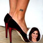 Penelope Cruz Tattoos 15 150x150 - 100's of Penelope Cruz Tattoo Design Ideas Picture Gallery
