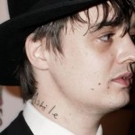Pete Doherty Tattoos 12 150x150 - 100's of Pete Doherty Tattoo Design Ideas Picture Gallery