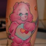 Pink Tattoos 10 150x150 - 100's of Pink Tattoo Design Ideas Picture Gallery