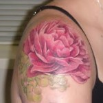 Pink Tattoos 11 150x150 - 100's of Pink Tattoo Design Ideas Picture Gallery