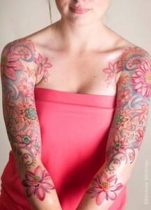 Pink Tattoos (2)