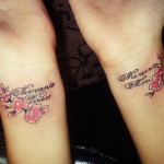 Pink Tattoos 5 150x150 - 100's of Pink Tattoo Design Ideas Picture Gallery