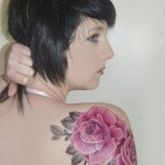 Pink Tattoos 6 150x150 - 100's of Pink Tattoo Design Ideas Picture Gallery