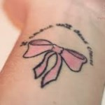 Pink Tattoos 9 150x150 - 100's of Pink Tattoo Design Ideas Picture Gallery