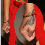 Rihanna Tattoos 14 150x150 - 100's of Rihanna Tattoo Design Ideas Picture Gallery