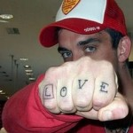 Robbie Williams Tattoos 14 150x150 - 100's of Robbie Williams Tattoo Design Ideas Picture Gallery