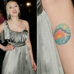 Scarlett Johansson Tattoos 14 150x150 - 100's of Scarlett Johansson Tattoo Design Ideas Picture Gallery