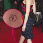 Scarlett Johansson Tattoos 15 150x150 - 100's of Scarlett Johansson Tattoo Design Ideas Picture Gallery