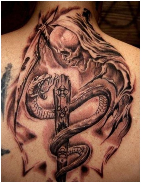 100's of Snake Tattoo Design Ideas Picture Gallery