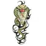Snake Tattoos 4 150x150 - 100's of Snake Tattoo Design Ideas Picture Gallery