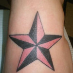 Star Tattoos 11 150x150 - 100's of Star Tattoo Design Ideas Picture Gallery