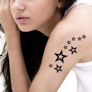 Star Tattoos (5)
