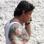 Sylvester Stallone Tattoos 10 150x150 - 100's of Sylvester Stallone Tattoo Design Ideas Picture Gallery