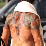 Sylvester Stallone Tattoos (5)