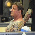 Sylvester Stallone Tattoos 6 150x150 - 100's of Sylvester Stallone Tattoo Design Ideas Picture Gallery