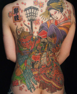 Traditional Japanese Tattoos on Women 248x300 - Traditional-Japanese-Tattoos-on-Women