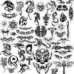 Tribal Tattoos 3 150x150 - 100's of Tribal Tattoo Design Ideas Picture Gallery