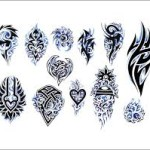 Tribal Tattoos 8 150x150 - 100's of Tribal Tattoo Design Ideas Picture Gallery