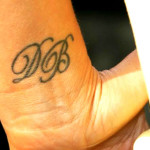 Victoria Beckham Tattoos 4 150x150 - 100's of Victoria Beckham Tattoo Design Ideas Picture Gallery