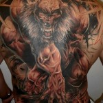 Wolf Tattoos 5 150x150 - 100's of Wolf Tattoo Design Ideas Picture Gallery