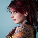 Women Tattoos 14 150x150 - 100's of Woman Tattoo Design Ideas Picture Gallery