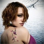 Women Tattoos 9 150x150 - 100's of Woman Tattoo Design Ideas Picture Gallery
