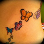 Women Tattoos on the Stomach Gallery for 2011 150x150 - 100's of Waist Tattoo Design Ideas Picture Gallery