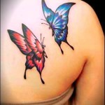 Tatttoos butterfly