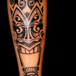 bastard tiki 150x150 - 100's of Tikki Tattoo Design Ideas Picture Gallery