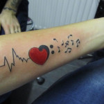 beat tattoos 12 150x150 - 100's of Beat Tattoo Design Ideas Picture Gallery