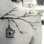 bird tattoos large msg 135768508542 150x150 - 100's of Birds Tattoo Design Ideas Picture Gallery