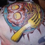 brain tattoos 13 150x150 - 100's of Brain Tattoo Design Ideas Picture Gallery