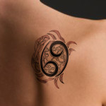cancer tattoos 2 150x150 - 100's of Cancer Tattoo Design Ideas Picture Gallery