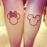 couple tattoos 11 150x150 - 100's of Couple Tattoo Design Ideas Picture Gallery