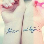 couple tattoos 13 150x150 - 100's of Couple Tattoo Design Ideas Picture Gallery