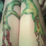 couple tattoos 6 150x150 - 100's of Couple Tattoo Design Ideas Picture Gallery