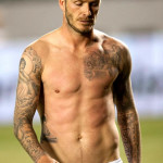 david beckham tattoos front 150x150 - 100's of David Beckham Tattoo Design Ideas Picture Gallery