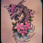 dragon tattoo design by gothicghostjcd d5t2o7s 150x150 - 100's of Dragon Tattoo Design Ideas Picture Gallery